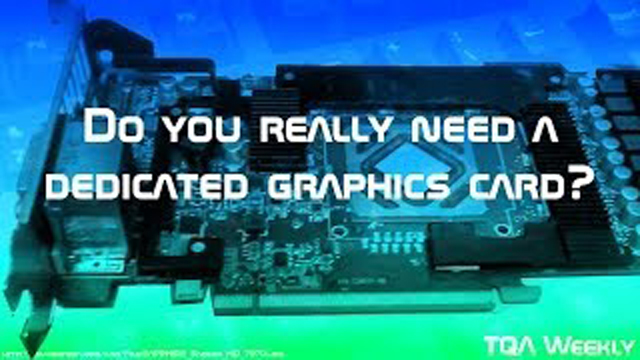 Learn about Accelerated Processing Units, and how these have revolutionized the on-board graphics game.
