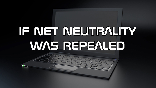 Steve Smith talks about the consequences of a United States free of net neutrality laws.