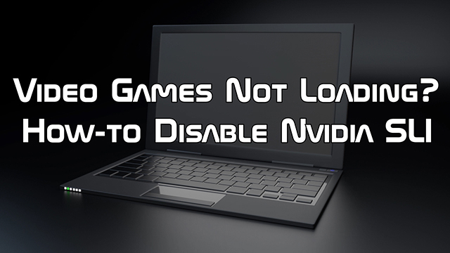 Learn how to enable or disable NVIDIA SLI for your games and applications individually.